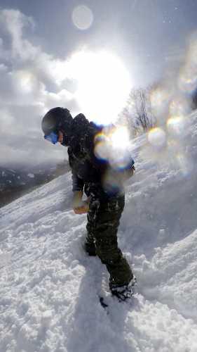 hide-snowさん