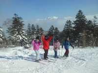 スキーおじさん