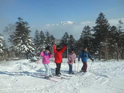 スキーおじさんさん