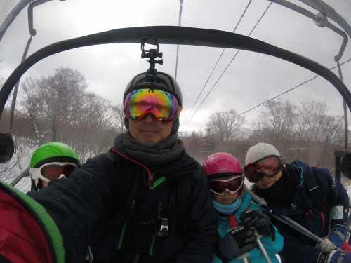 へっぽこスキーヤーさん